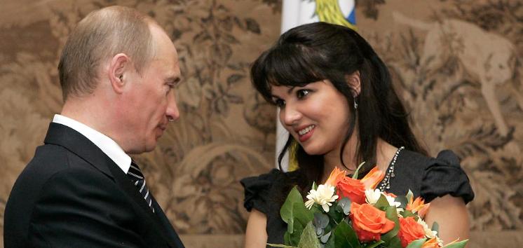Putin & Netrebko