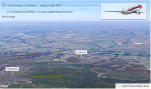 MH17 Malaysia plane crash: What we know, by BBC, 17. July 2015