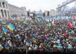 Kostyantyn Chrnichkin People's Viche at Maidan Nezaleshnosti. 08. Dez. 2013