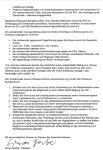 Seite 1. Offener Brief an den Schweizer Bundesrat betreffend Visumserteilung für die EU- & USA- sanktionierte Valentina Matvienko zur Teilnahme an der Sitzung der Inter-Parliamentary Union (IPU) vom 19. ¬– 22. Oktober 2015