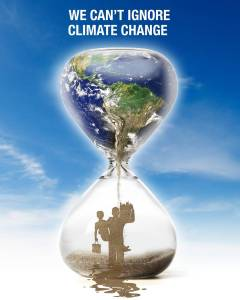 We can't ignore climate change by Samira from Morocco