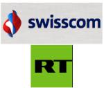 Putin's aggressives Kriegstool RT auf Schweizer Swisscom-TV-Netz