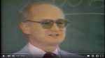 Yuri Alexandrovich Bezmenov (also known as Tomas David Schuman; 1939 -- 1997) was a journalist for RIA Novosti and a former KGB informant from the Soviet Union who defected to Canada.