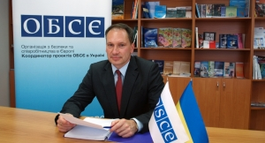 OSCE- Ambassador Vaidotas Verba, the OSCE Project Co-ordinator in Ukraine