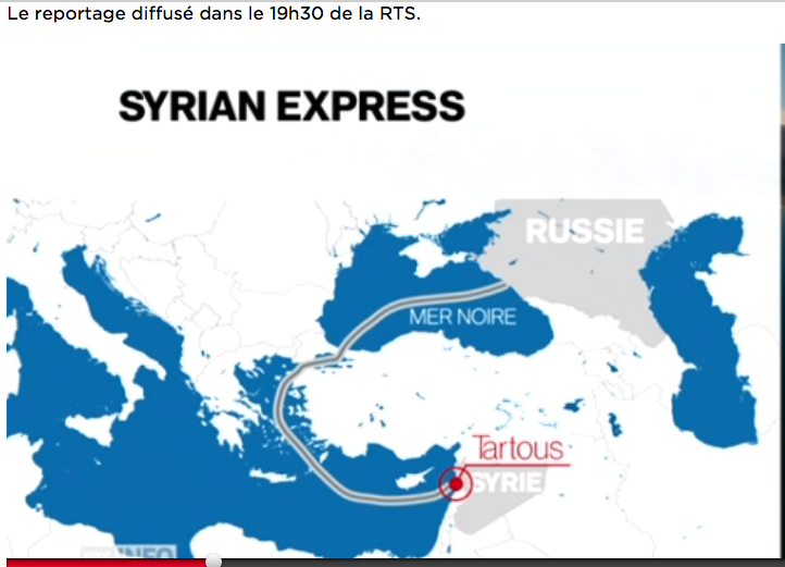 Screenshot aus der RTS-Reportage vom 14. Jan. 2016