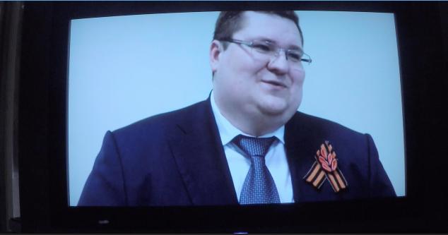 Screenshot from navalny-chaika-bbctwo-newsnight-22-01-2016