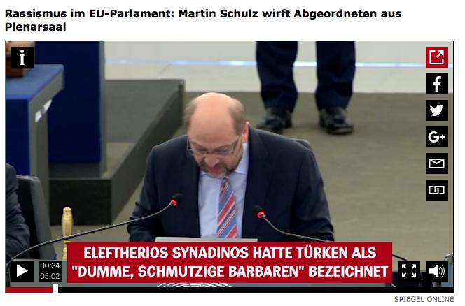 Martin Schulz setzt Grundrechte durch