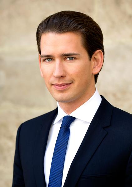Austrian Foreign Minister Sebastian_Kurz