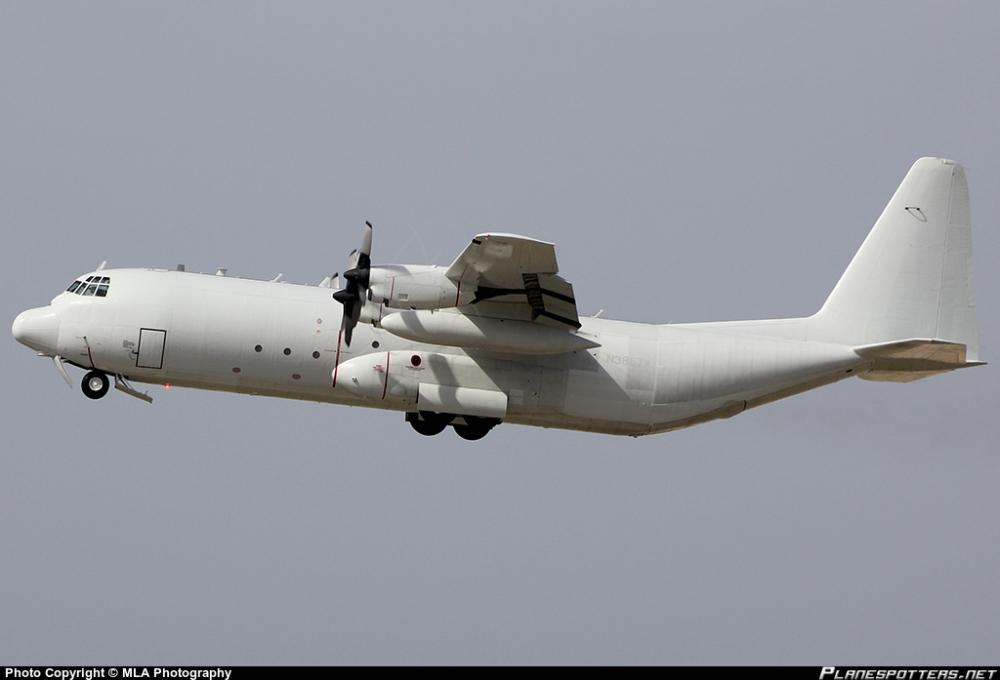 Lockheed L-30 Hercules