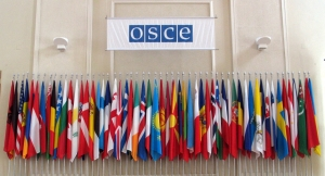 Flags of the OSCE participating States (OSCE:Mikhail Evstafiev)