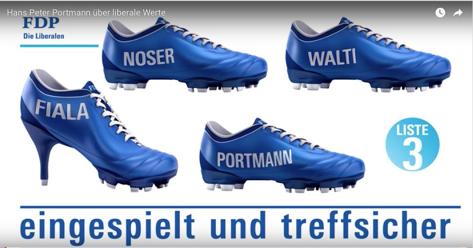 """Portmann-FDP """"treffsicher"""""""