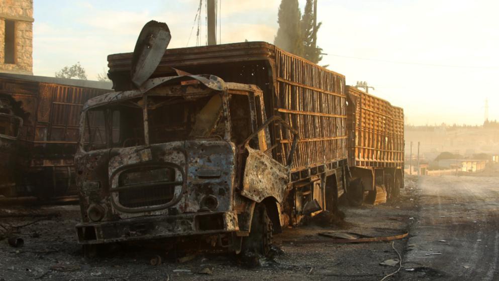 foto-reuters-dieser-lastwagen-hatte-hilfsgueter-fuer-viele-syrer-geladen