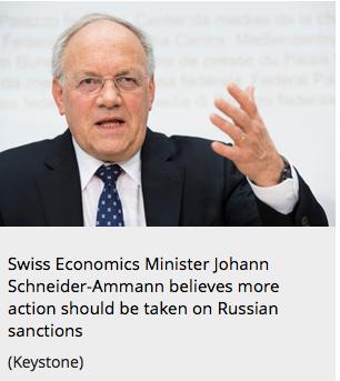 Swiss Minister Schneider Ammann