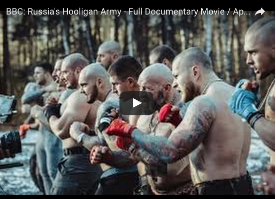 Russia's Hooligan Army, by BBC