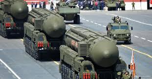 Russische-Atomwaffen