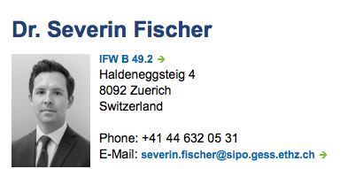 Screenshot from http://www.css.ethz.ch/en/center/people/fischer-severin.html