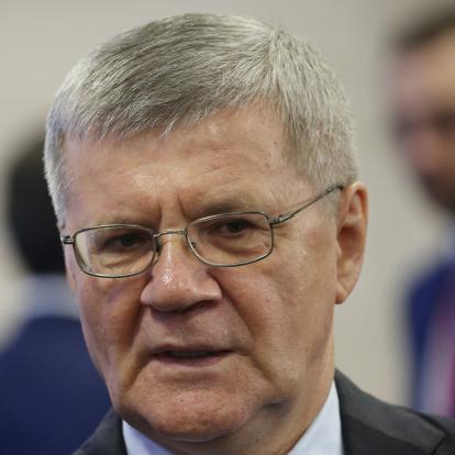 Generalstaatsanwalt Juri Tschaika